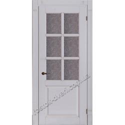 Дверь из массива под стекло модель MD-3