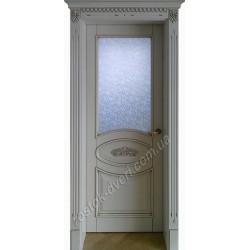 Дверь из массива под стекло модель MD-9