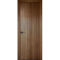 Двери деревянные из массива ясеня