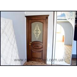 двери межкомнатные деревянные на заказ