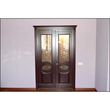 иизготовление деревянных дверей на заказ