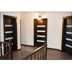 деревянные двери модерн на заказ