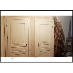Межкомнатные классические белые двери