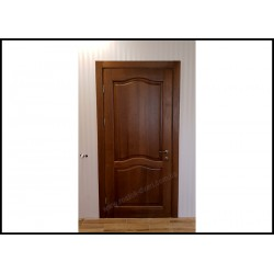 двери из массива дуба на заказ